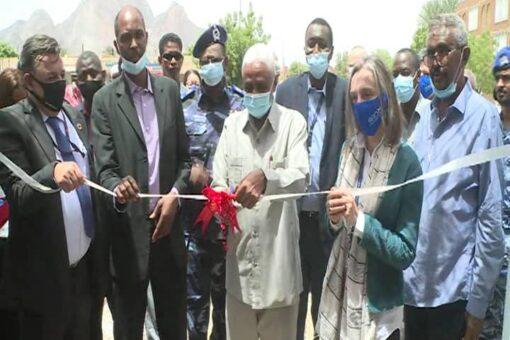 افتتاح المكتب الفرعي لوكالة الامم المتحدة الدولية للهجرة بكسلا