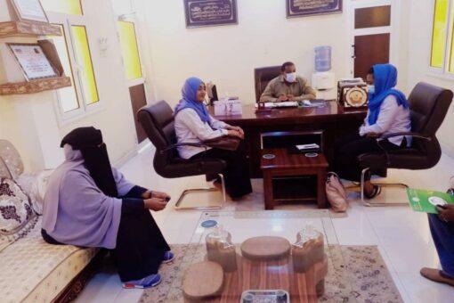صحة الجزيرة:تدريب قادة المجتمع بالتعاون مع الصحة العالمية لأمراض الخريف