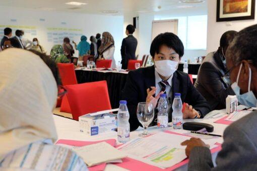 جايكا تنظم ورشة لتجميع البيانات وتحسين بيئة التجارة فى السودان