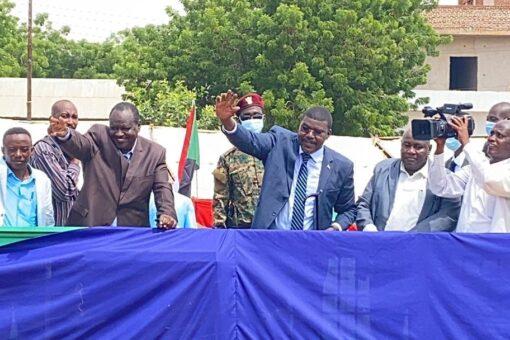 حجر:ضرورة تضافر كافة الجهود لإنجاح اتفاقية سلام جوبا