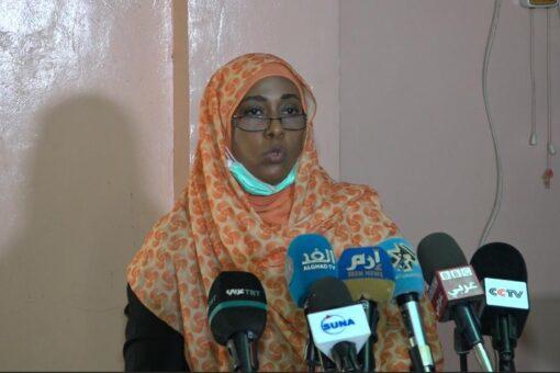 مؤتمر صحفي حول انقطاع علاج السرطان بمستشفى الخرطوم
