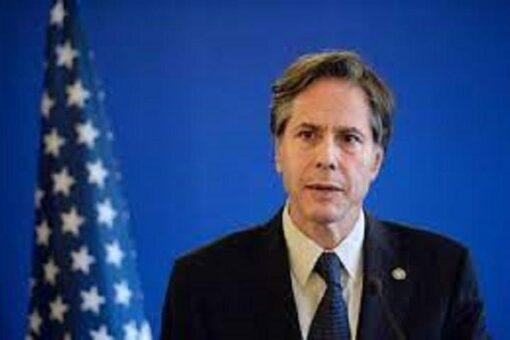 وزير الخارجية الأمريكي يجدد دعمه لعملية الانتقال الديمقراطي في السودان
