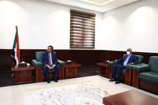 حمدوك يوجه بتعزيز العلاقة مع فرنسا