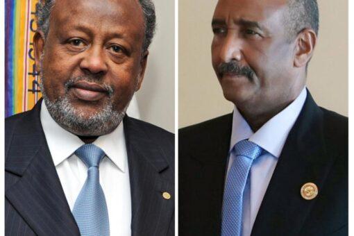 رئيس مجلس السيادة يبعث ببرقية تهنئة لرئيس جيبوتي
