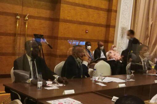 وكيل الثقافة والاعلام والسياحة يشارك في ملتقي الاستثمار السودانى الكوري