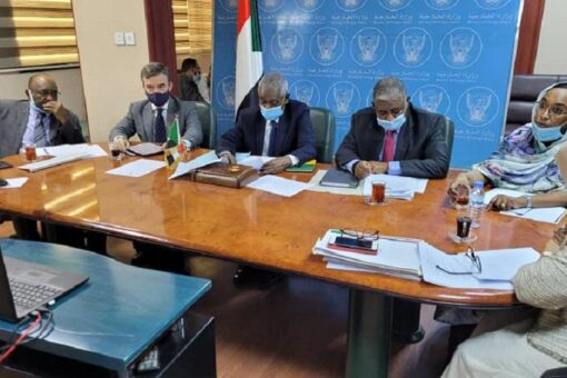لجنة التشاور السياسي بين السودان وأسبانيا تبحث اوجه التعاون المشترك