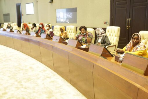 الحكومة الإنتقالية تجدد التزامها بتمكين النساء سياسيا وأقصاديا