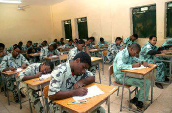 بعد توقف أكثر من ربع قرن إنطلاق إمتحانات الشهادة بالفشقة