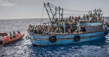 غرق عشرات المهاجرين وإنقاذ آخرين بينهم سودانيين قبالة سواحل تونس