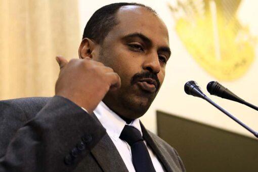 محمد الفكي يلتقي قيادات وزارة الداخلية ورئاسة قوات الشرطة