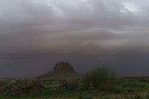 توقعات بأمطار غزيرة وخفيفة بعدد من الولايات