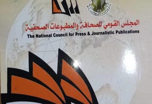 حسام الدين حيدر امينا عاماللمجلس القومى للصحافة والمطبوعات