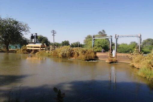 مدير الري بمشروع الجزيرة :المياه المتدفقة تكفي لري مليون فدان