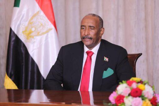 رئيس مجلس السيادة يلتقى وفد اللجنة المشتركة لإصلاح قوى الحريةوالتغيير