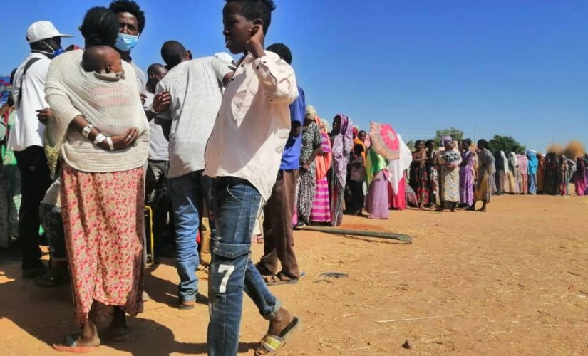 القضارف : إحباط عملية تهريب ضحايا اتجار بالبشر