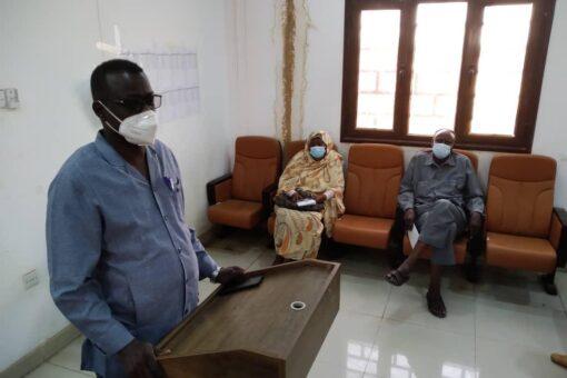 شمال دارفور تؤكد إهتمامها بالوقاية من مرض الدرن