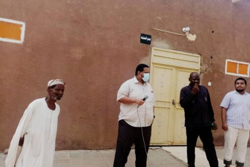 صحة الجزيرة تقف على سير العمل بمستشفى الربع التخصصي بالحصاحيصا