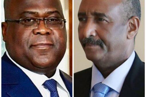 رئيس مجلس السيادة يبعث ببرقية تهنئة لرئيس الكنغو الديمقراطية