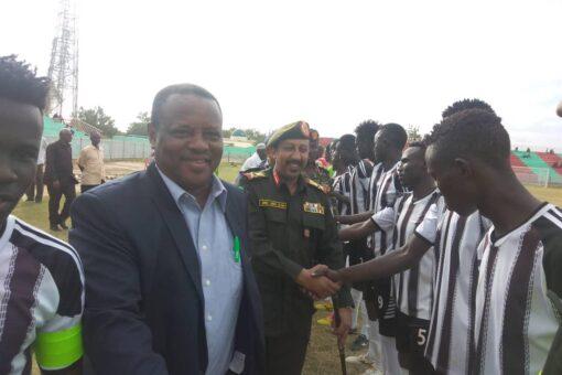 النيل الأبيض : إنطلاق بطولة التحدي لأندية الدوري الوسيط