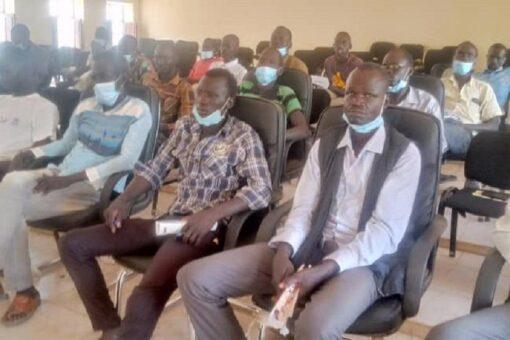 ختام ورشة حول تعزيز الصحة للاجئي دولة جنوب السودان باللعيت