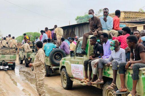 مبادرة لإرجاع طلاب الشهادة السودانية من كاس لمناطقهم بجبل مرة