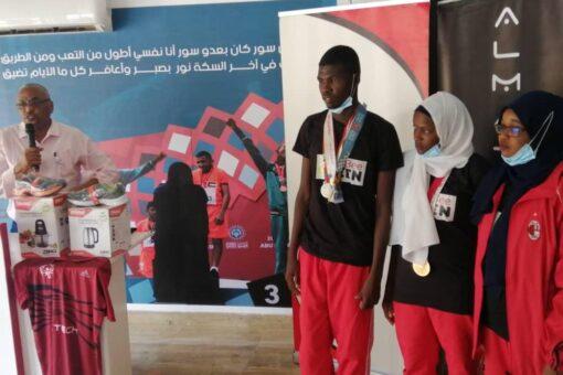 توقيع عقد رعاية لمنتخب الأولمبياد الخاص المشارك بكازان