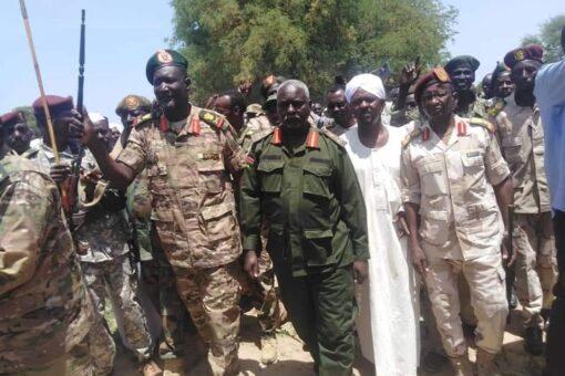 وصول قوات التحالف السوداني إلى بحر العرب قادمةمن جنوب السودان