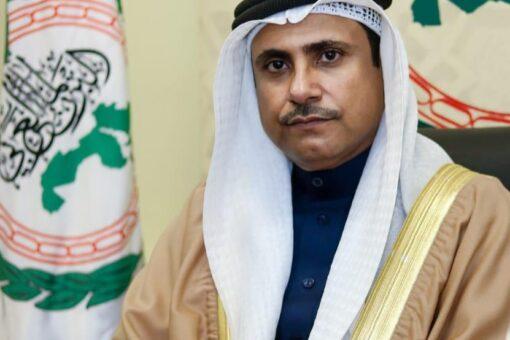 البرلمان العربي يطالب مجلس الأمن الحفاظ على السلم والامن الدوليين