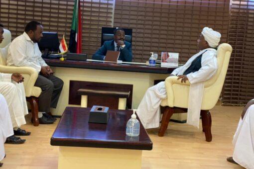 التنمية العمرانية:طريق بورتسودان-ابوحمد من أولويات الوزارة