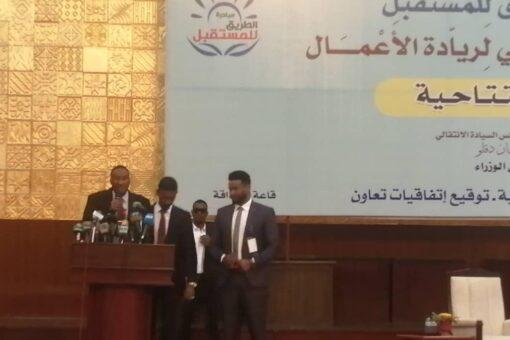 عبد الرحيم دقلو يؤكد الاهتمام بمشروع الشباب