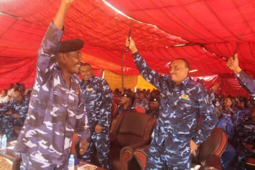 مدير شرطة ولاية الخرطوم يشيد بالاداء الشرطي المتميز بالولاية
