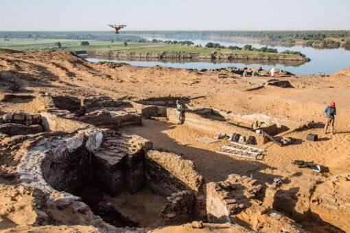اكتشاف كاتدرائية نوبية من العصور الوسطى بالسودان