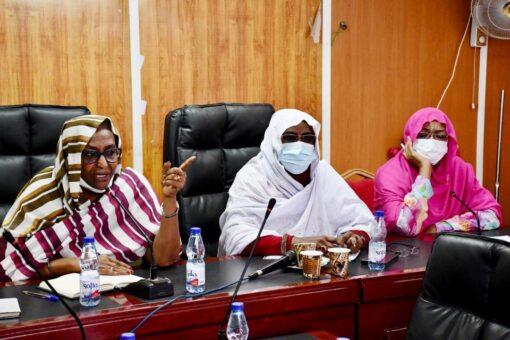 لقاء تشاوري حول تعزيز مشاركة المرأة