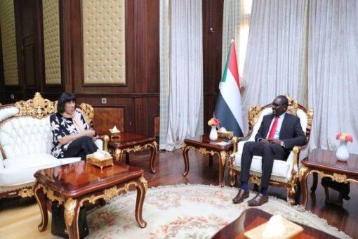 التعايشي يشيد بدعم مملكة هولندا لجهود تحقيق السلام في السودان