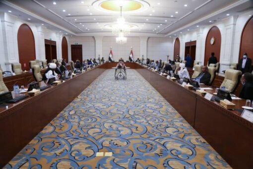 المجلس الأعلى للسلام يتلقى تنويراََ حول التفاوض مع الحركة الشعبية