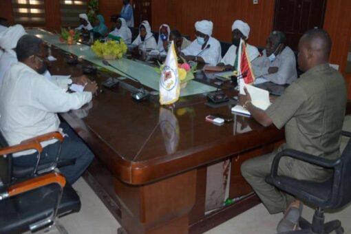 والى شمال دارفور يوجه بعقد مؤتمر لمعالجة قضايا التعليم