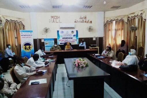 مجلس المدير العام للصحة بالجزيرة يناقش المشاريع الاستراتيجية للأعوام القادمة