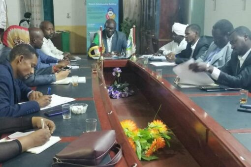 وسط دارفور تبحث آلية تكوين اللجان الفنية للتحضير لمؤتمر الحكم