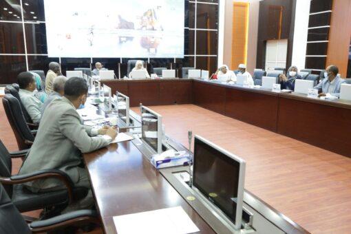 قطاع التنمية والثقافة بمجلس الوزراء يوصي بوضع خطة لبناء السلام