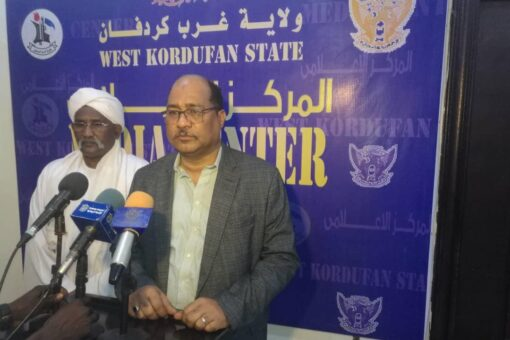 حماد: يلتقي المدير العام للتأمين الصحي وشركاء الصحة بغرب كردفان