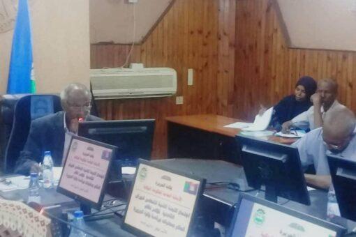تشكيل لجان للتحضير لمؤتمرات نظام الحكم بالجزيرة