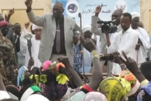 حاكم النيل الازرق يوجه بالقيام بترتيبات اعادةاللاجئين من دول الجوار