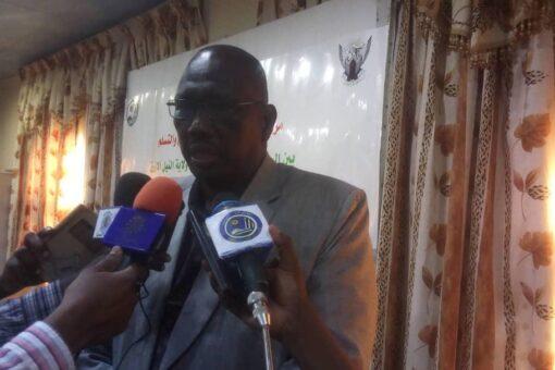 حاكم اقليم النيل الازرق يثمن جهود رئيس الوزراء