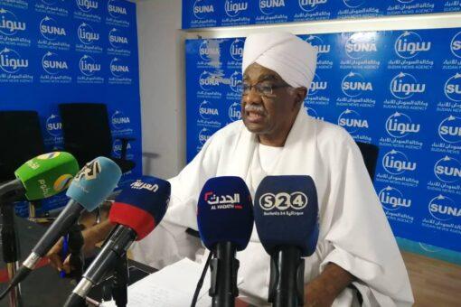 إبراهيم الأمين:سد النهضة أخطر القضايا التي تواجه السودان