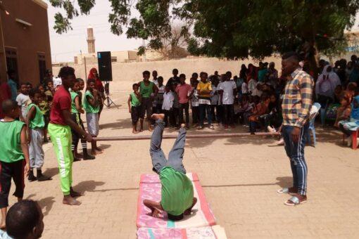 نهر النيل : ختام فعاليات المخيم الصيفي للناشئة بالدامر