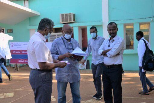 التربية والتعليم ولاية الخرطوم تكمل ورشة تدريب المعلم المساند