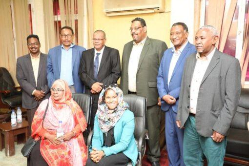 وكيل التجارة : اعطاء اولوية للترويج للصادرات السودانية