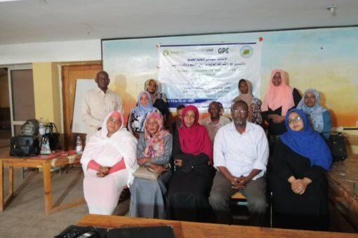 الائتلاف السوداني ينظم دورة تدريبية حول التقارير والمتابعة والتقييم