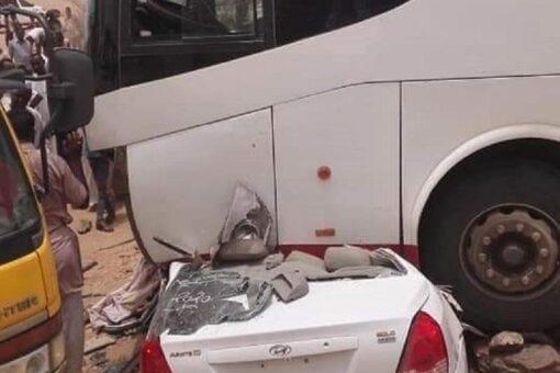 وفاة شخصين في حادث مروري بمنطقة سالي بمحلية القولد