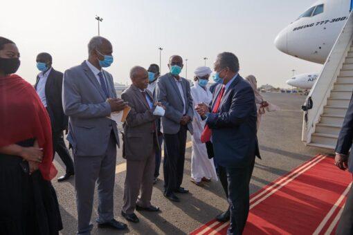 د.حمدوك:عودة السودان للوكالة الدولية للتنمية يمثل فرصة لإجراء الإصلاحات الاقتصاديةاللازمة